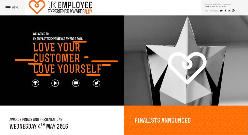 UK Employee Experience Awards image link
