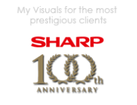 Sharp 100th Anniversary